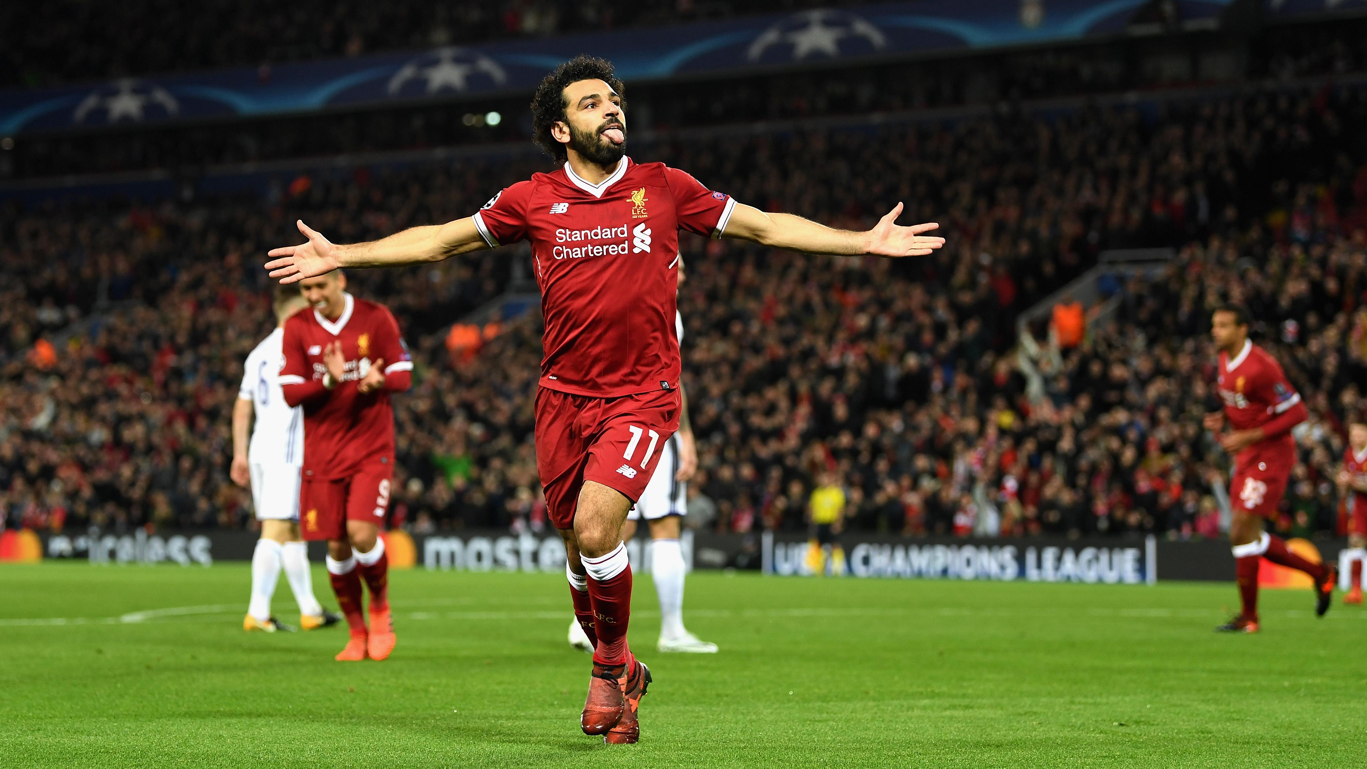Liverpool FC Line-ups UEFA YL 2017//18 NK Maribor