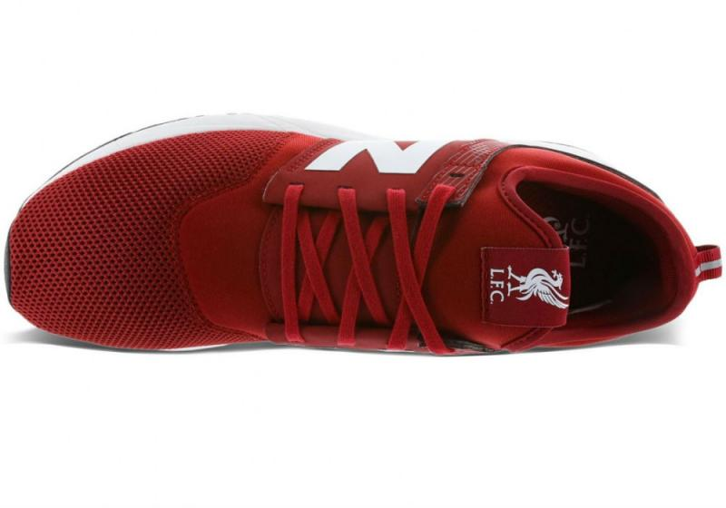 Available now: Pre order the new LFC 247 trainers Liverpool FC