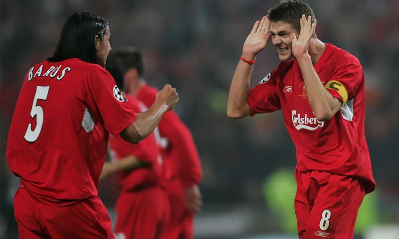 Liverpool S Heroes Of Istanbul Where Are They Now Liverpool Fc