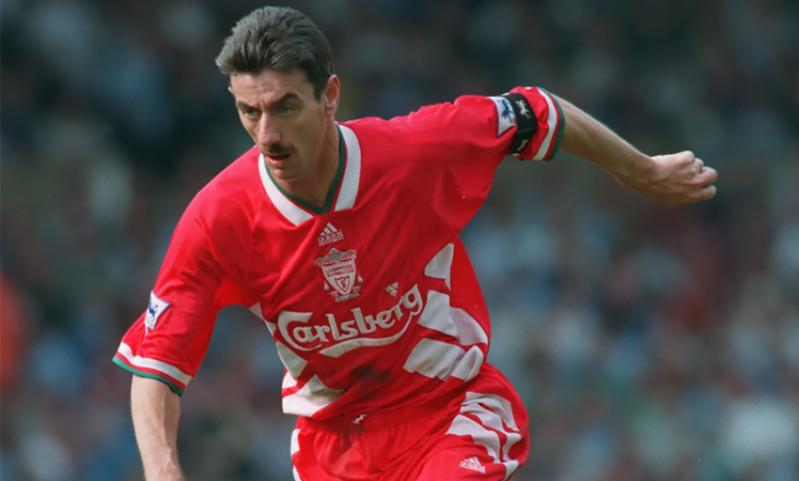Ian Rush played for Liverpool until he was 34