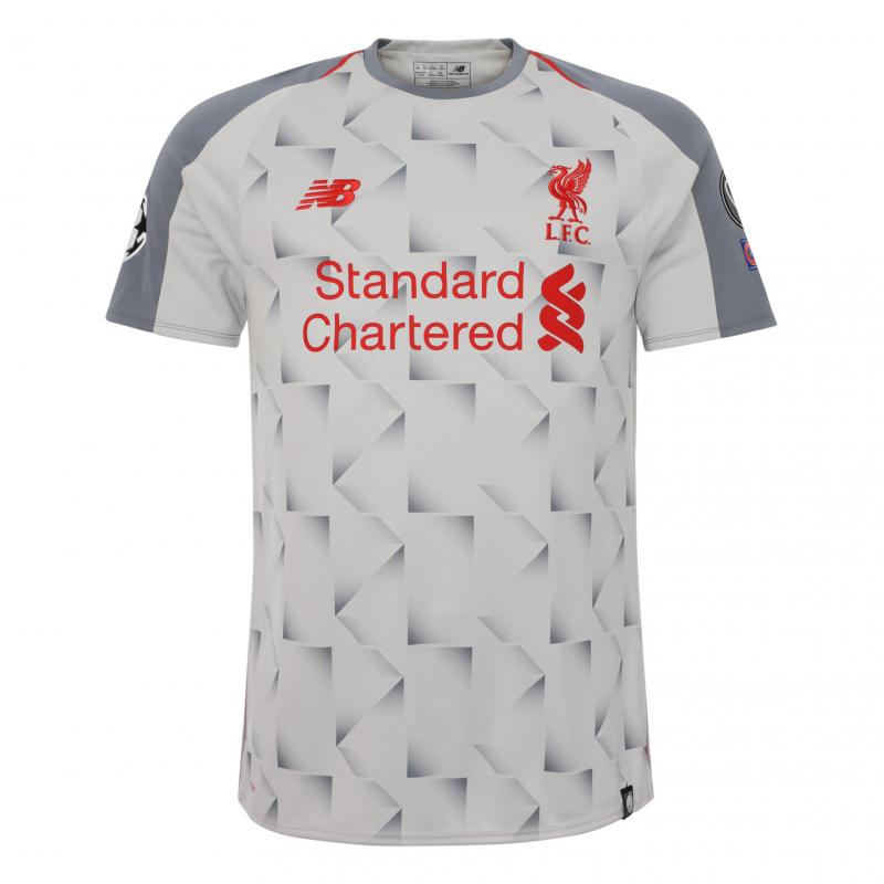 best sneakers afe4e abc73 Liverpool FC launch new 2018-19 New Balance third kit ...