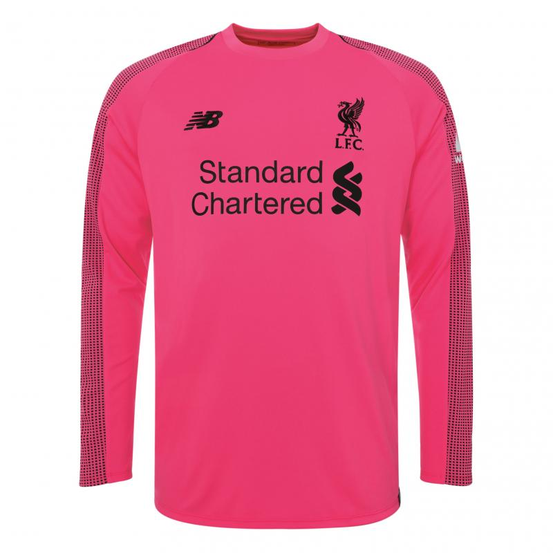 Liverpool Use Pro Evo 19 To Reveal Striking New Third Kit
