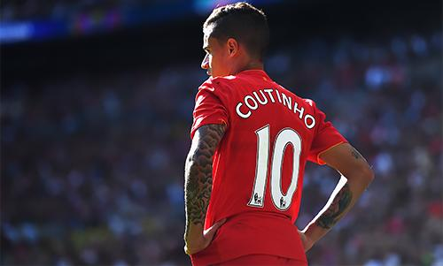 Philippe Coutinho developed into one of the world's best midfielders during his time in the LFC No.10 shirt.