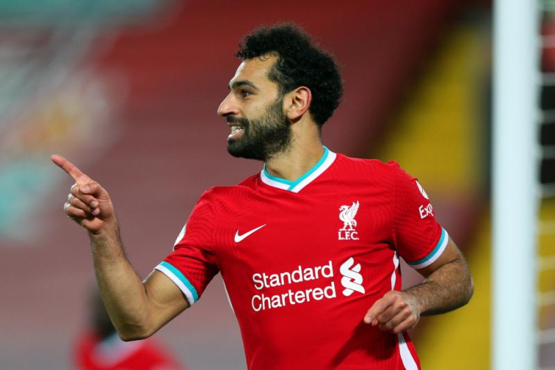 Salah equaliser earns point but Liverpool waste opportunity to regain top spot